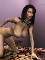 Sweet 3D Princess fucked by...